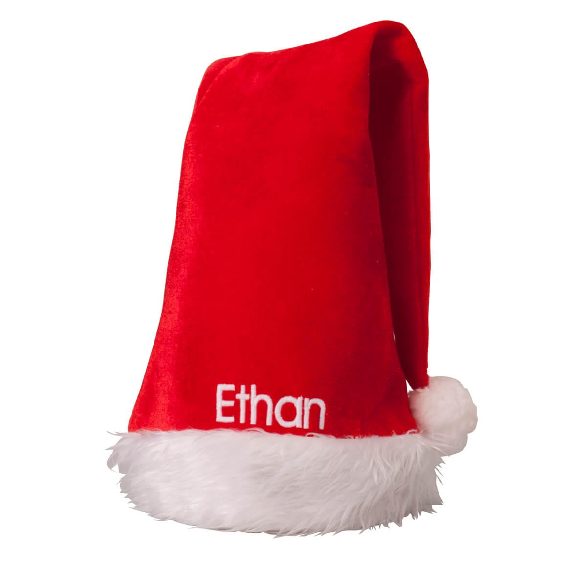 Personalized Santa Hat