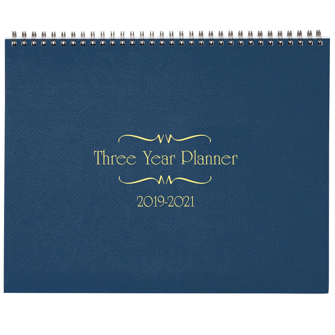3 year calendar 2019 2021