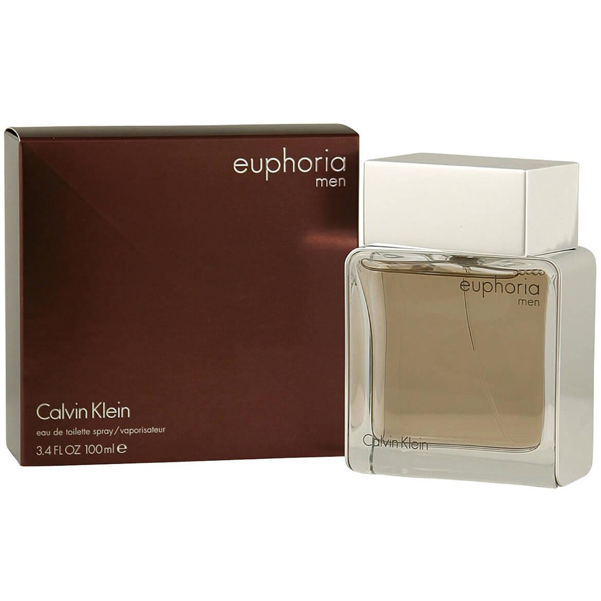Calvin Klein Euphoria Men, EDT Spray 3.4oz-360288