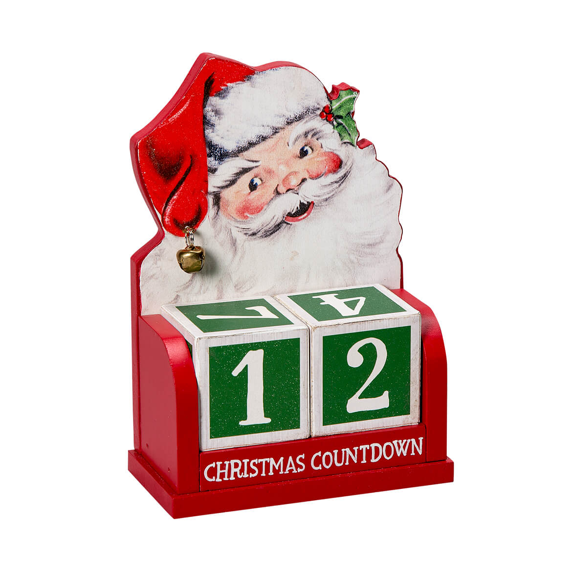 Santa Christmas Countdown Calendar