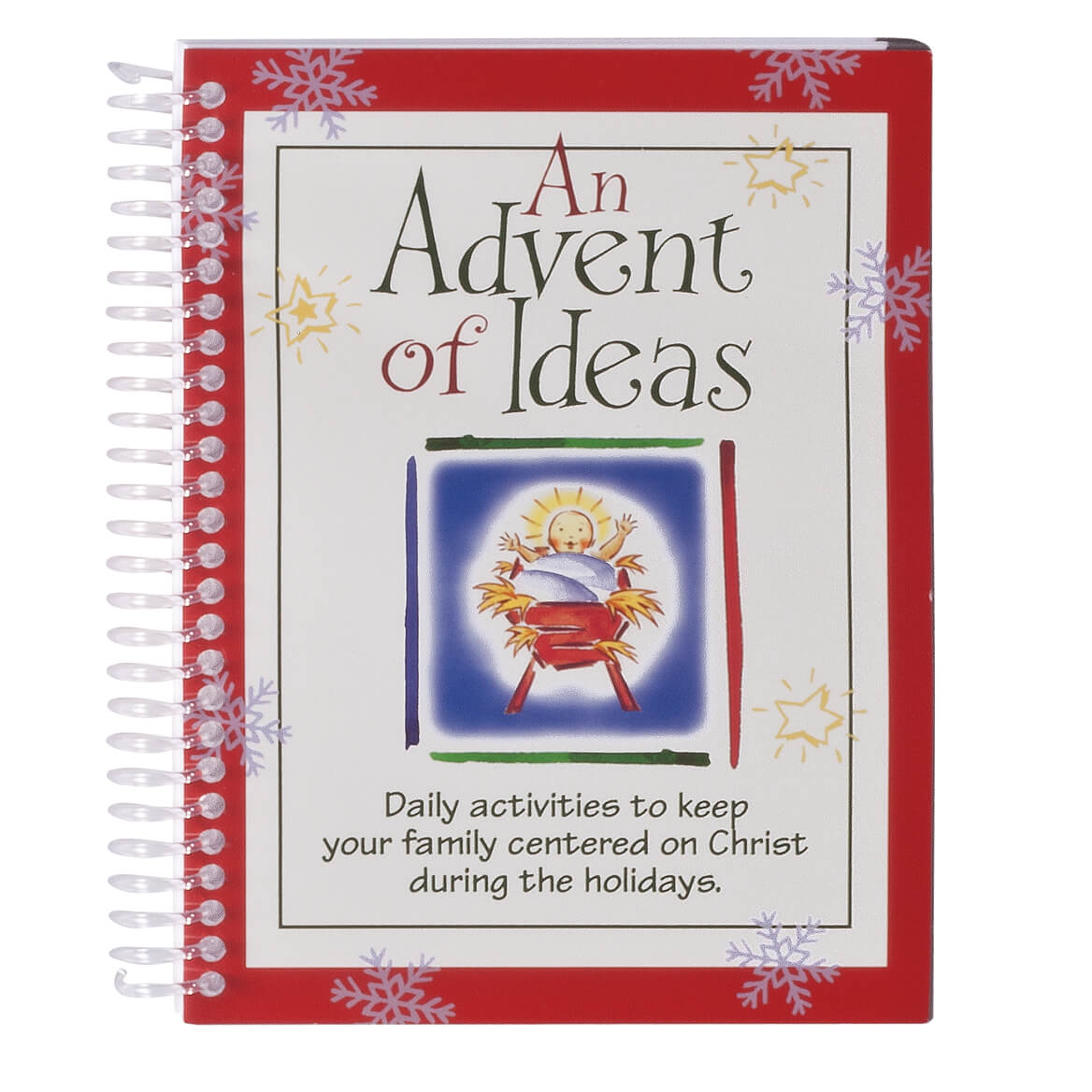 An Advent of Ideas Daily Activity Book