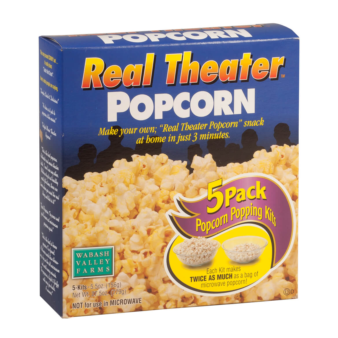 Real Theater™ Popcorn 5 pack