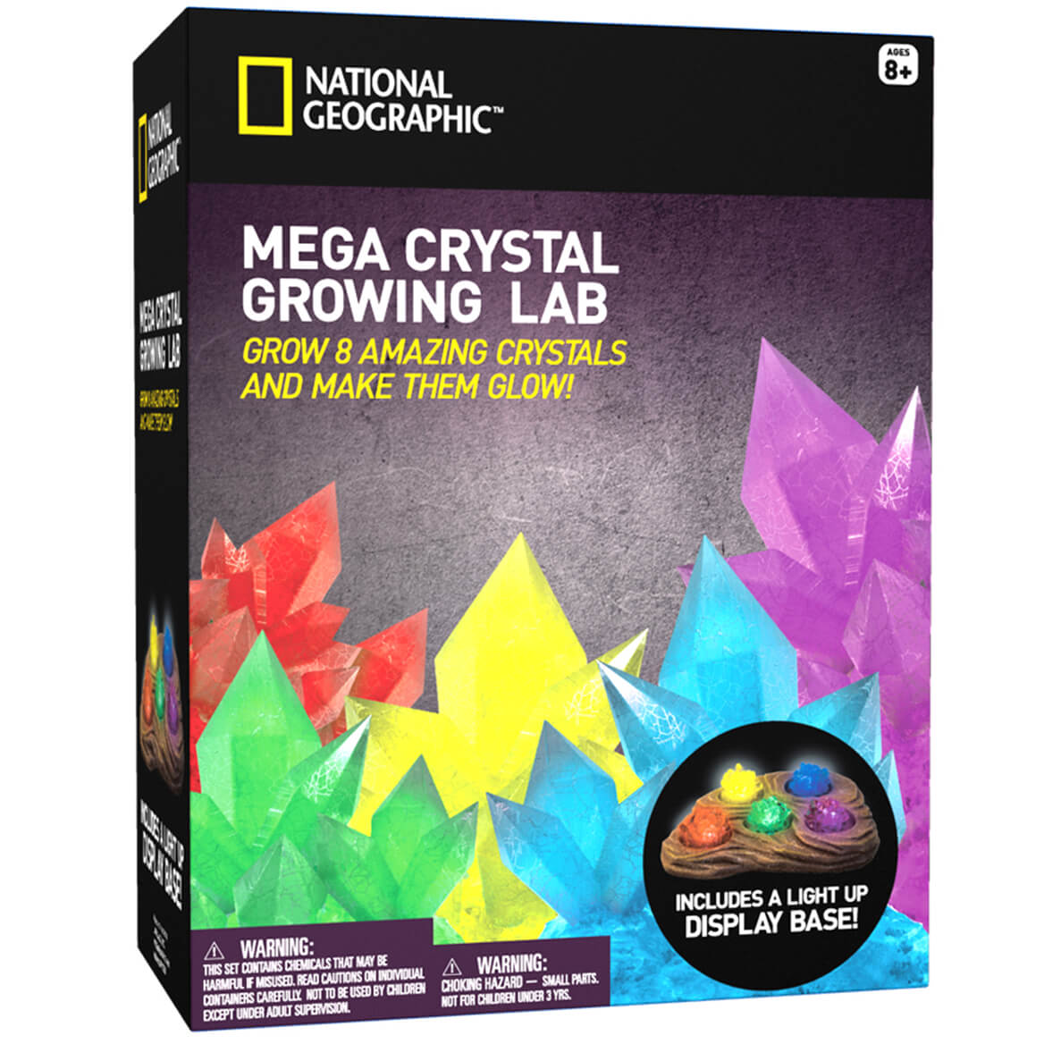 National Geographic™ Mega Crystal Growing Lab