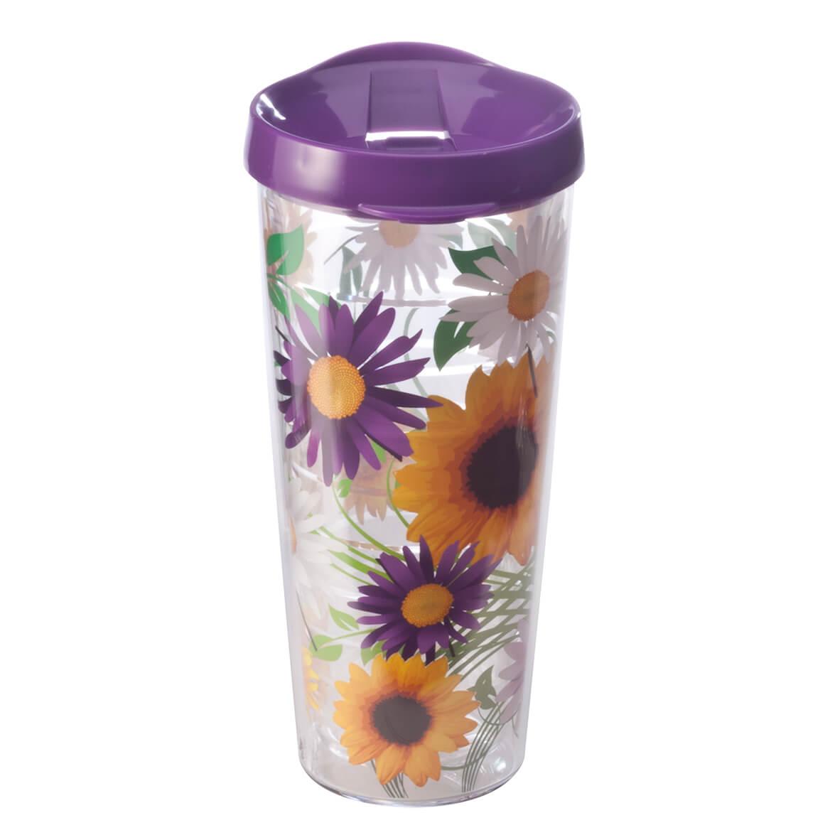 Tritan™ 22 oz. Insulated Tumbler Floral