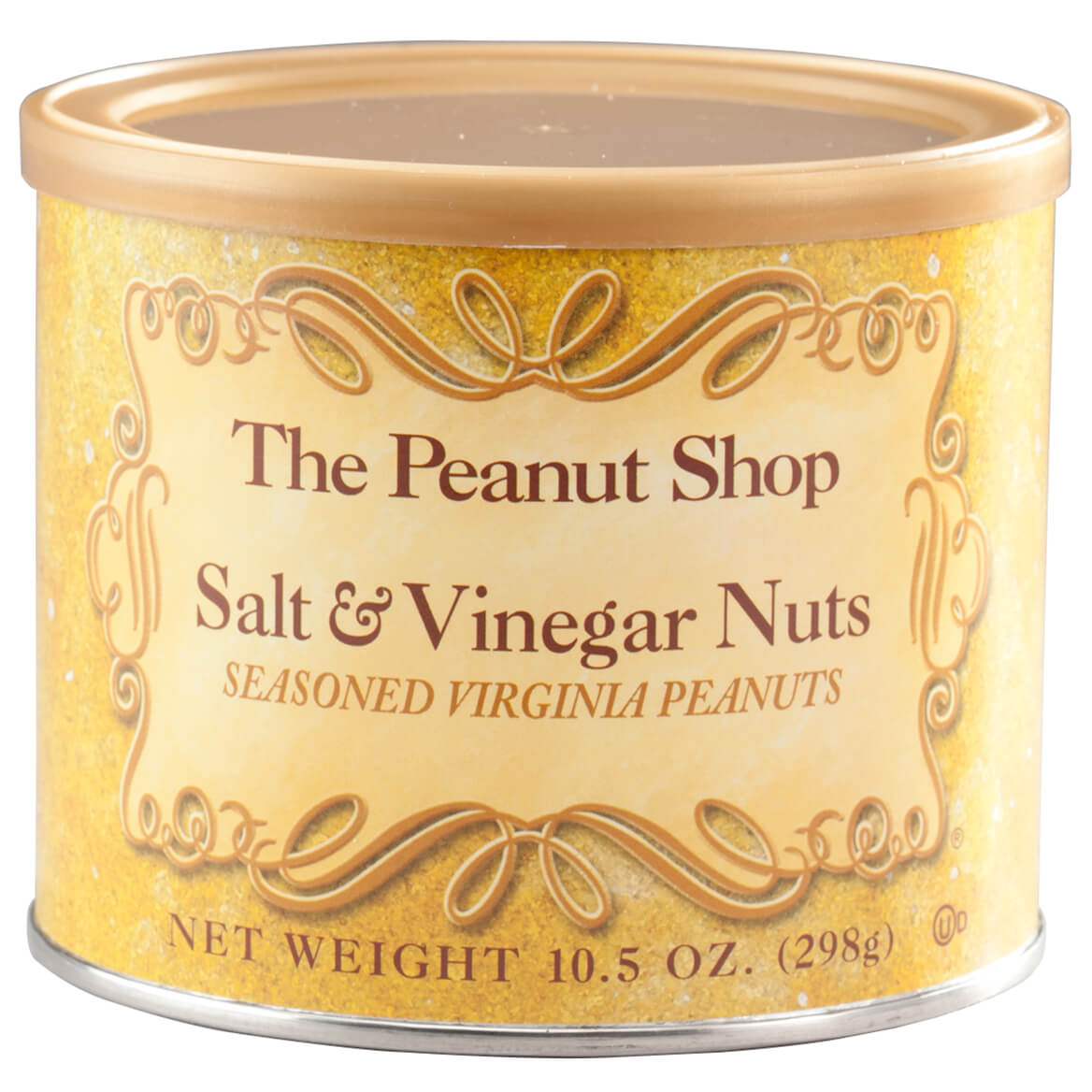 The Peanut Shop® Salt & Vinegar Peanuts, 10.5 oz.