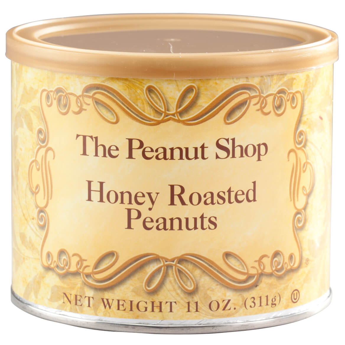 The Peanut Shop® Honey Roasted Peanuts, 11oz.