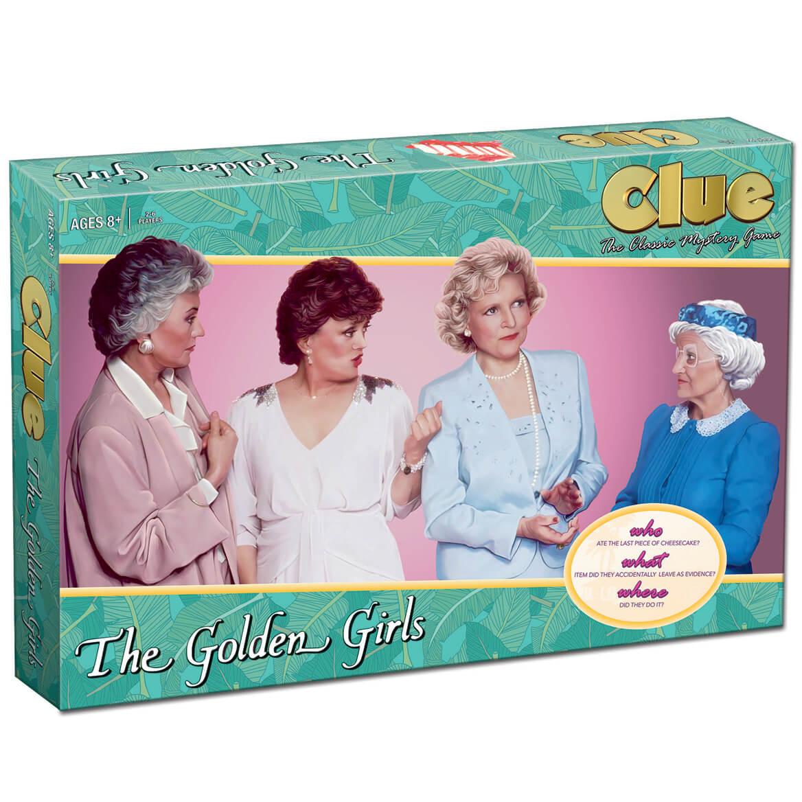 CLUE®: The Golden Girls
