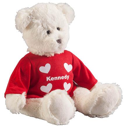 Personalized Valentineu0027s Day Bear 361513
