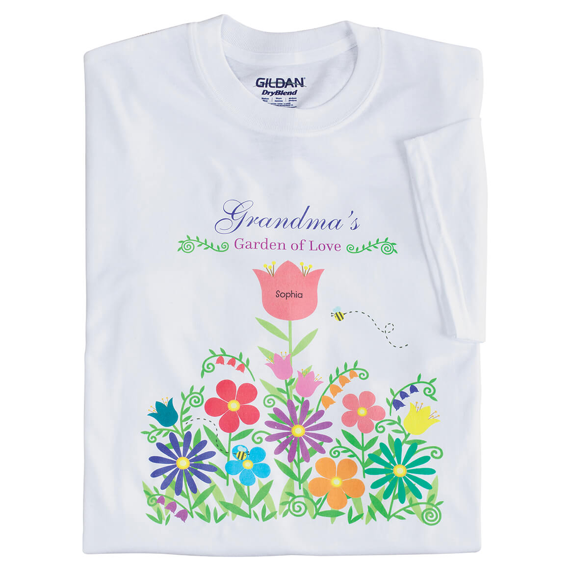 Personalized Garden T-Shirt