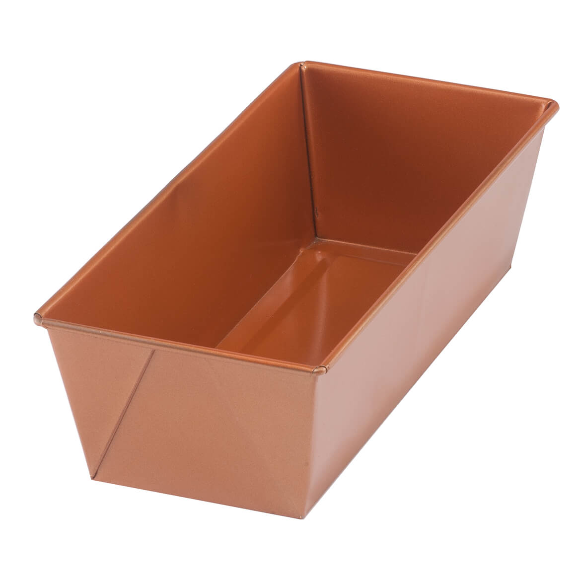 Ceramic Copper Loaf Pan