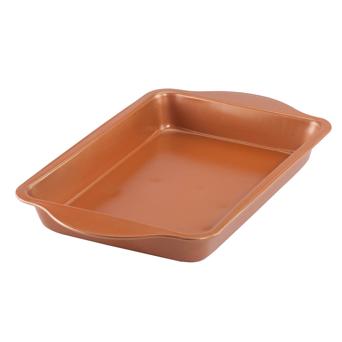 Ceramic Copper Baking Pan
