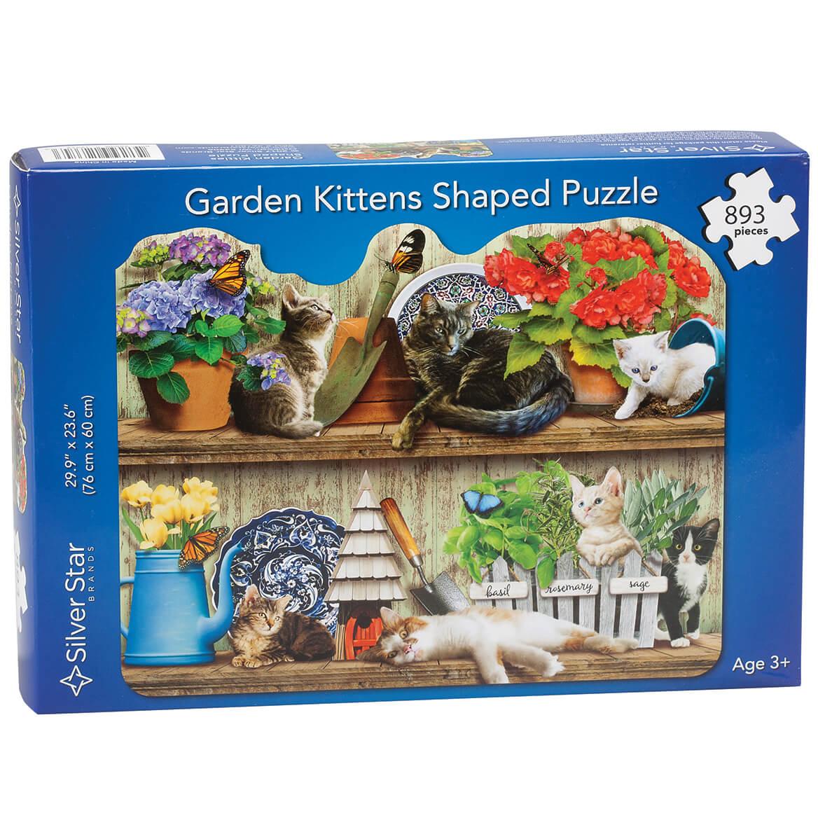 Garden Kittens Puzzle 893 Pieces