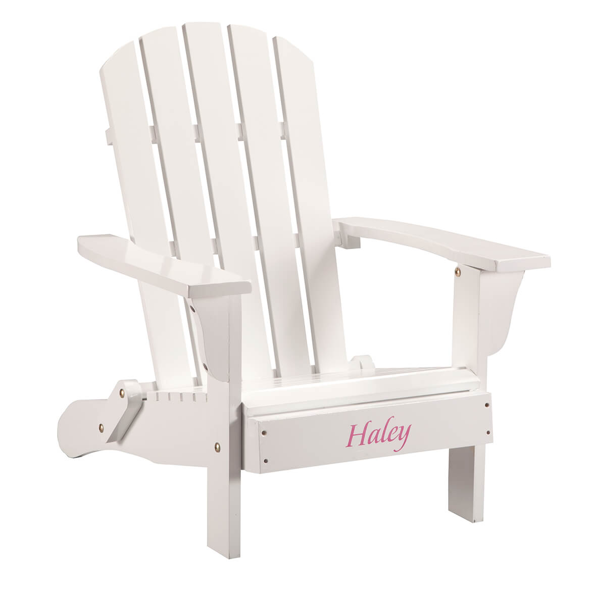 Personalized Children's Adirondack Chair