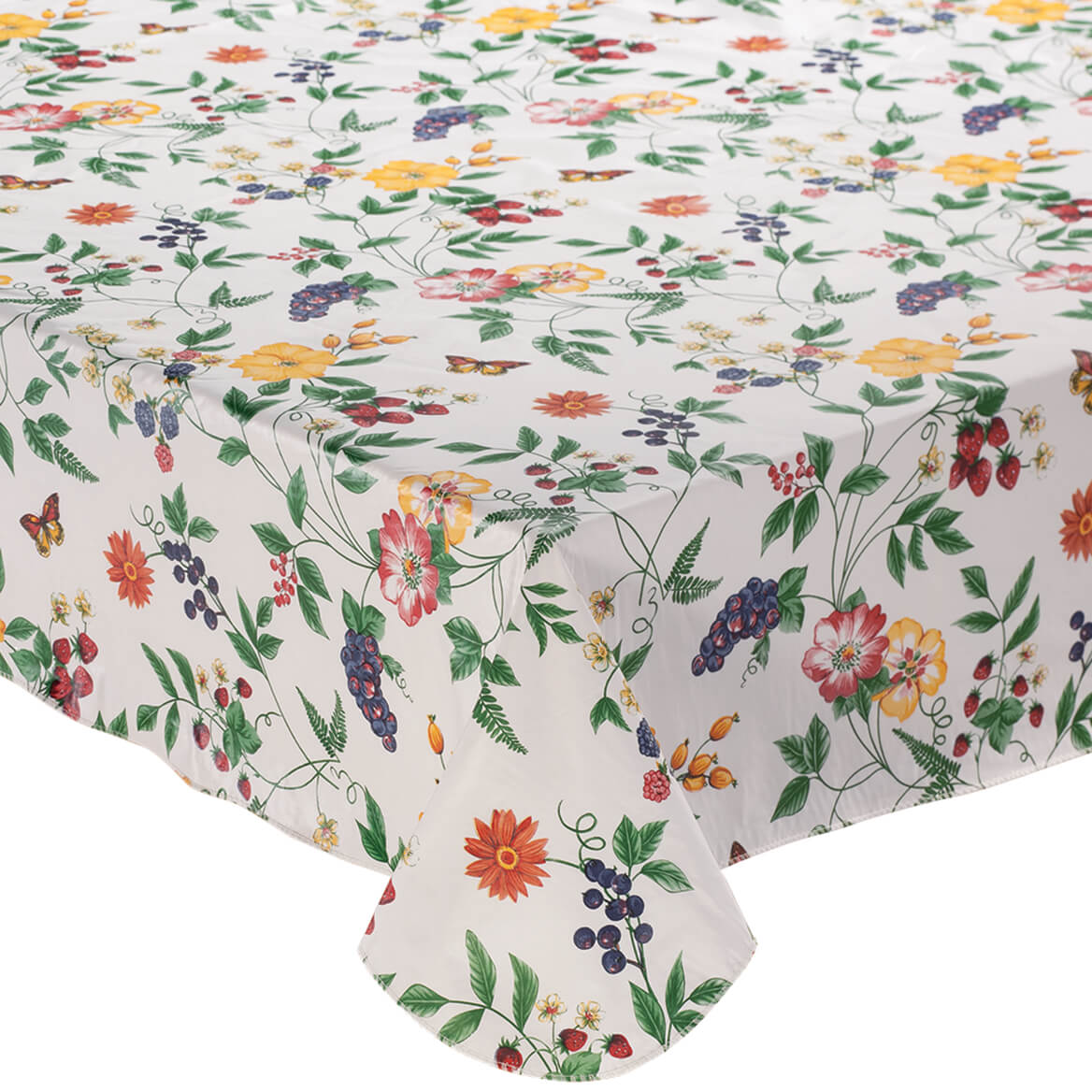 Enchanted Garden Premiun Vinyl Tablecover-361987