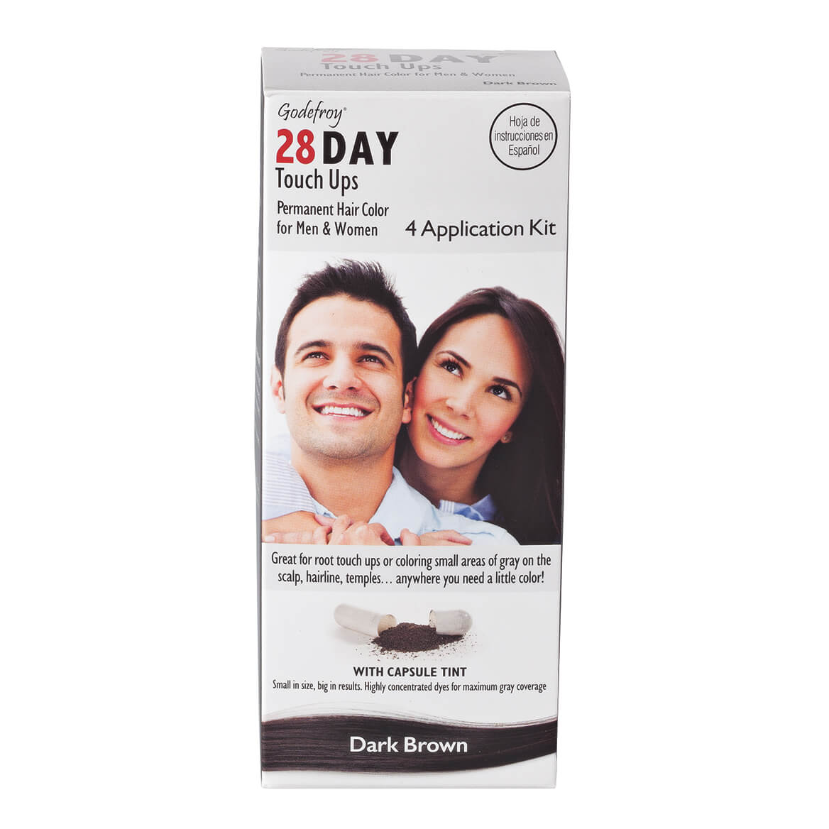 28 Day Touch Ups Permanent Hair Color Root Touch Up Miles Kimball