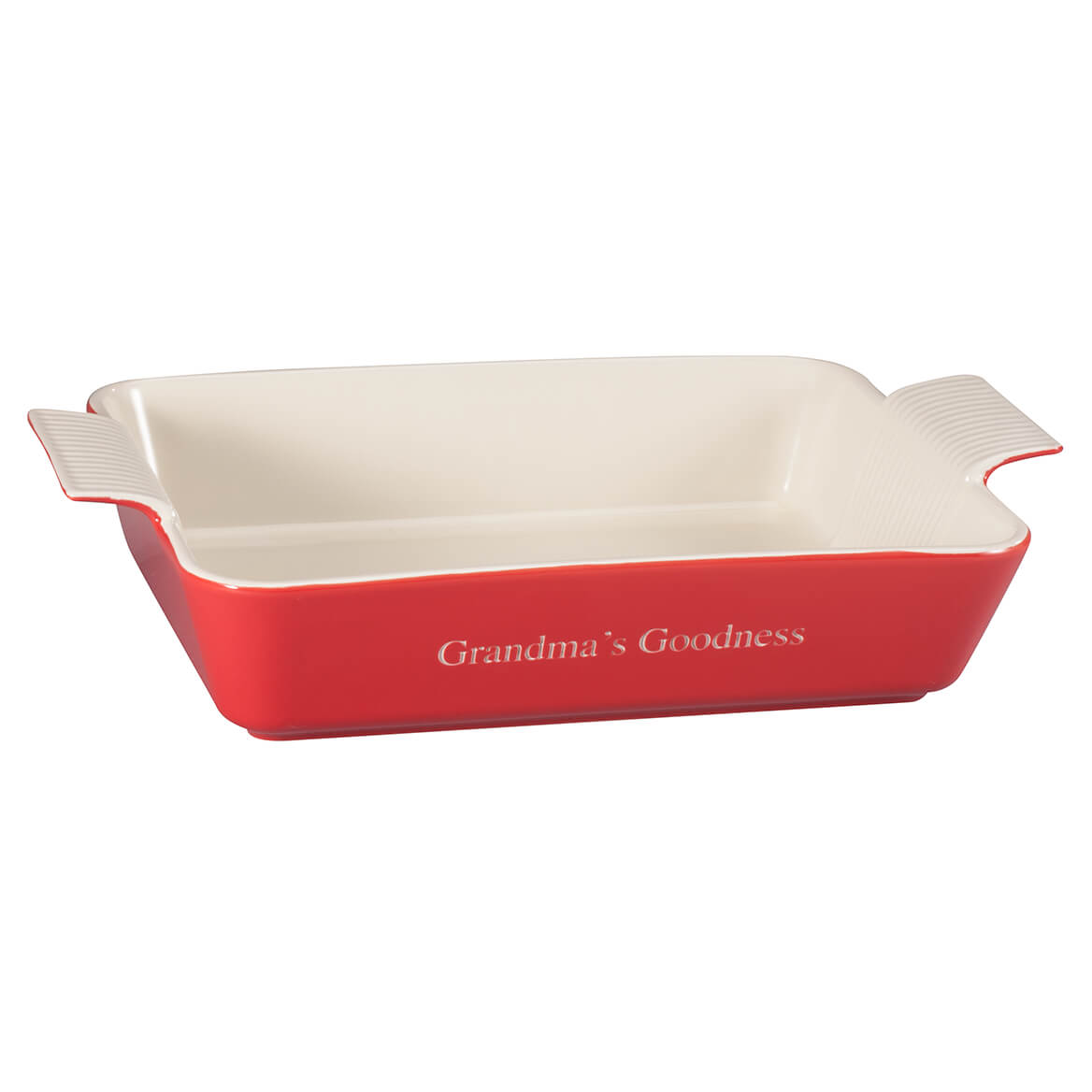 Personalized Ceramic Rectangular Baker