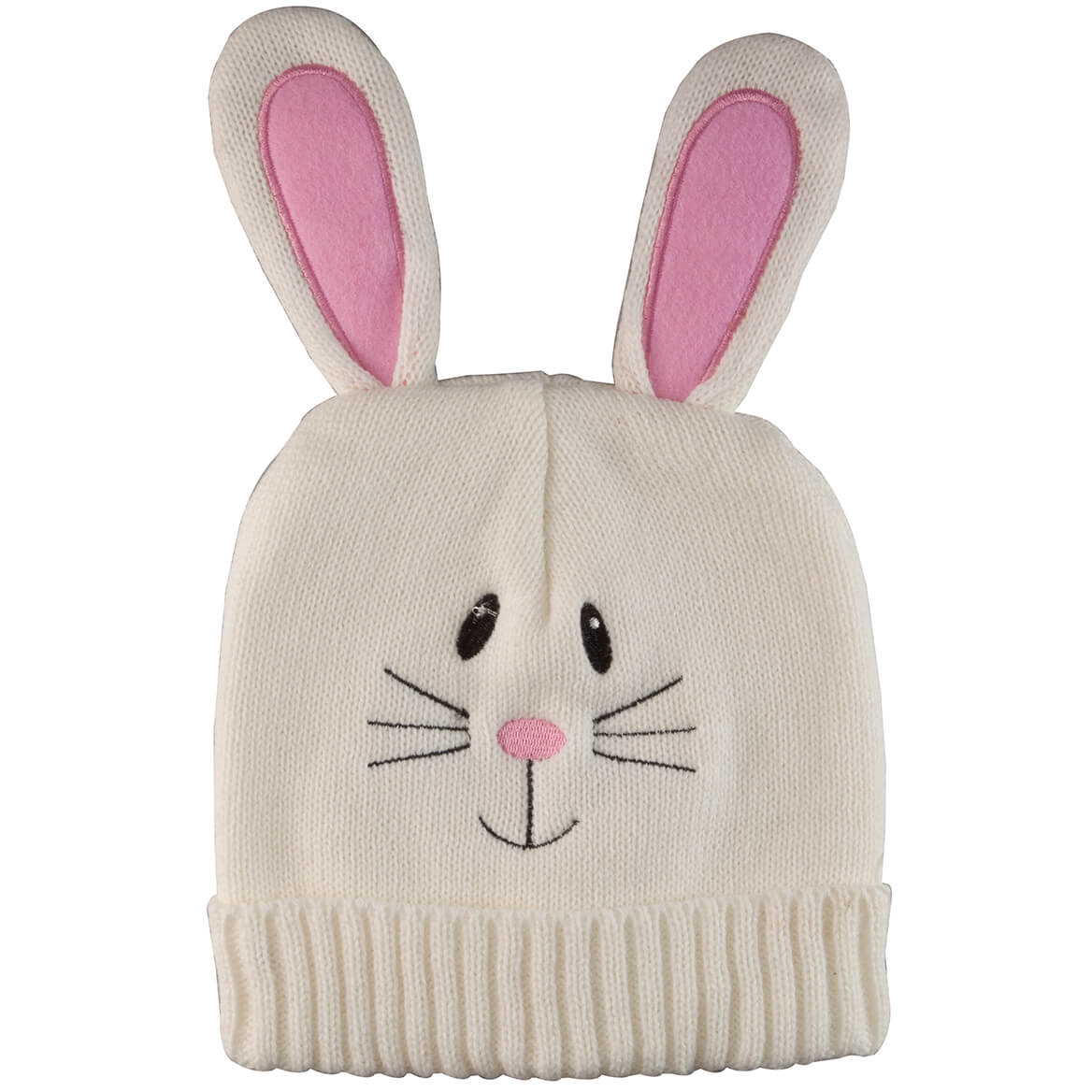 Knit Easter Bunny Hat
