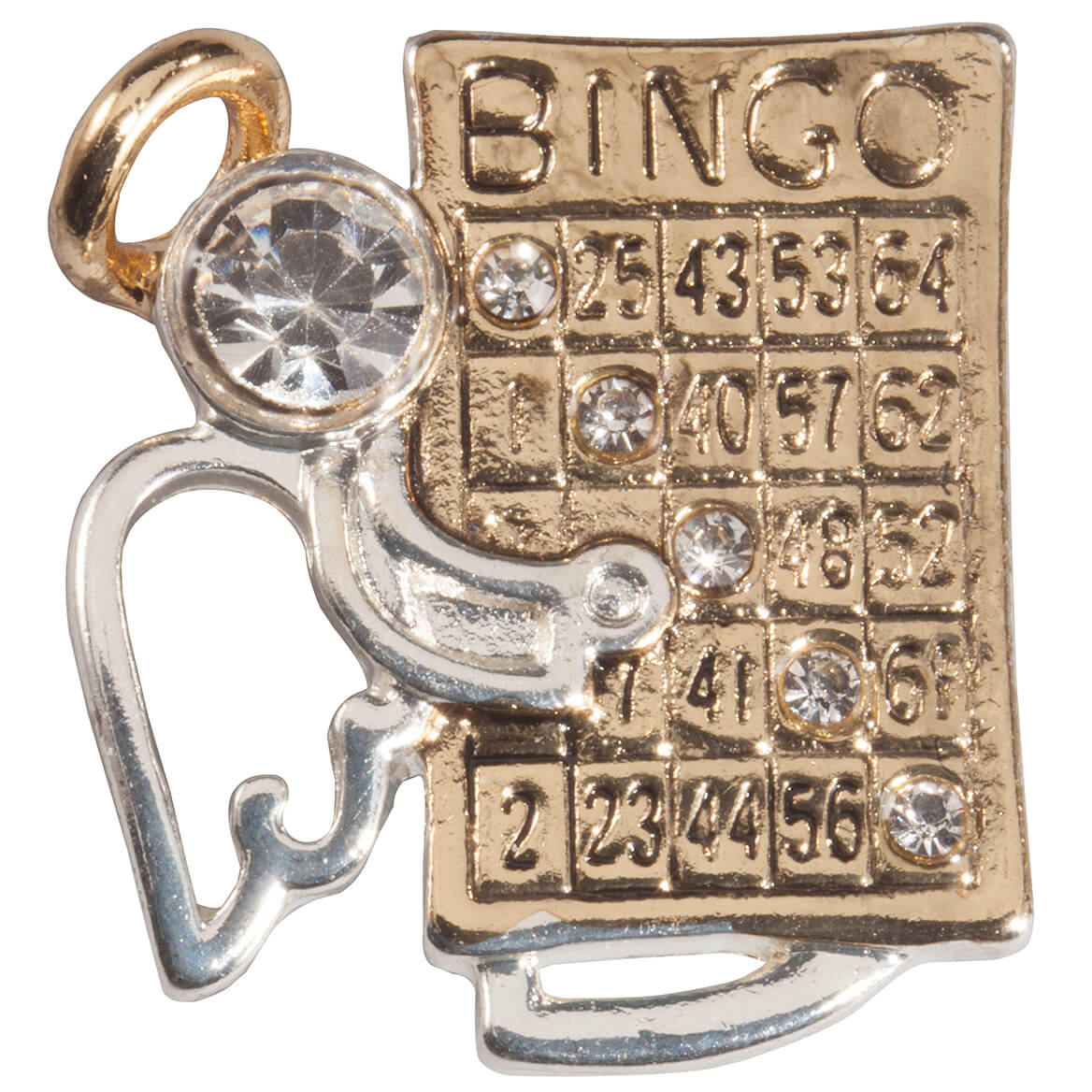 Bingo Angel Tac Pin