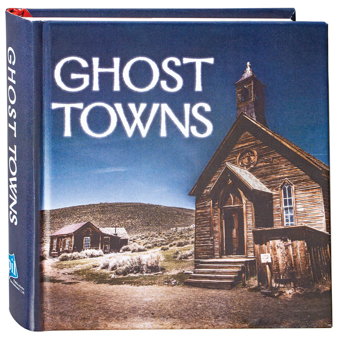 Ghost Towns Book-362529