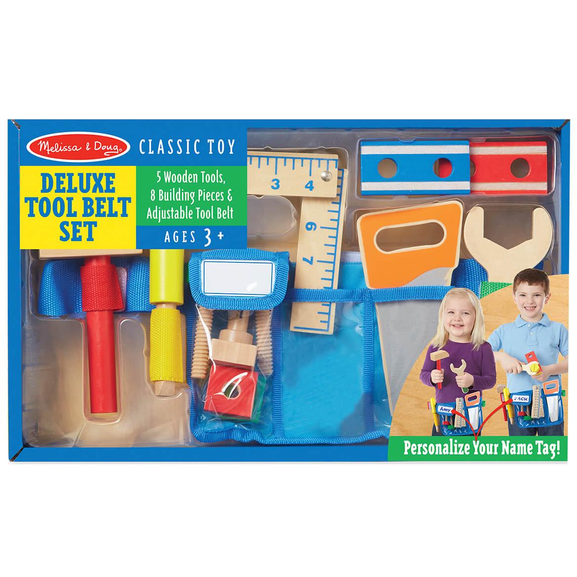 Melissa & Doug® Deluxe Tool Belt Set-362833