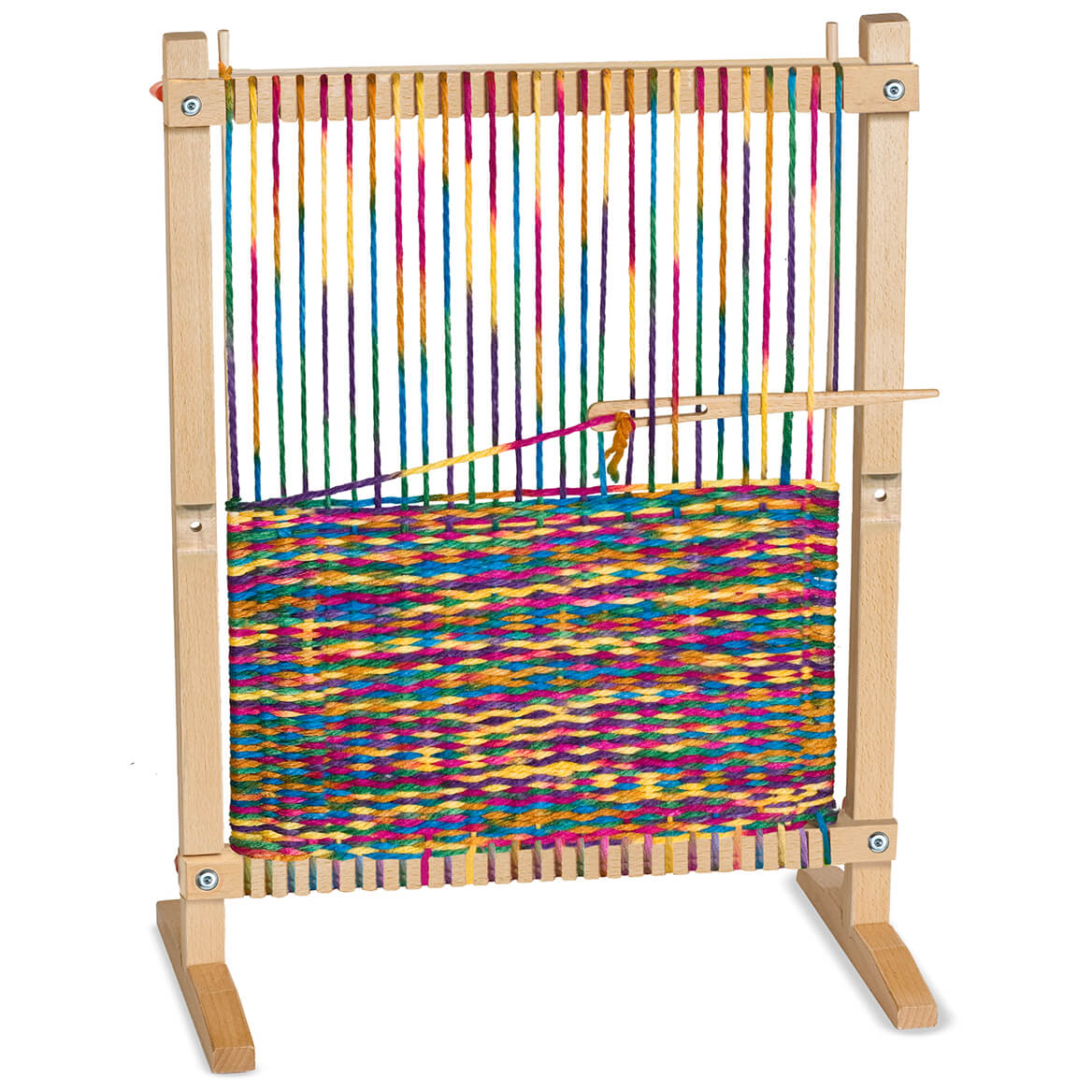 Melissa & Doug® Multi-Craft Weaving Loom