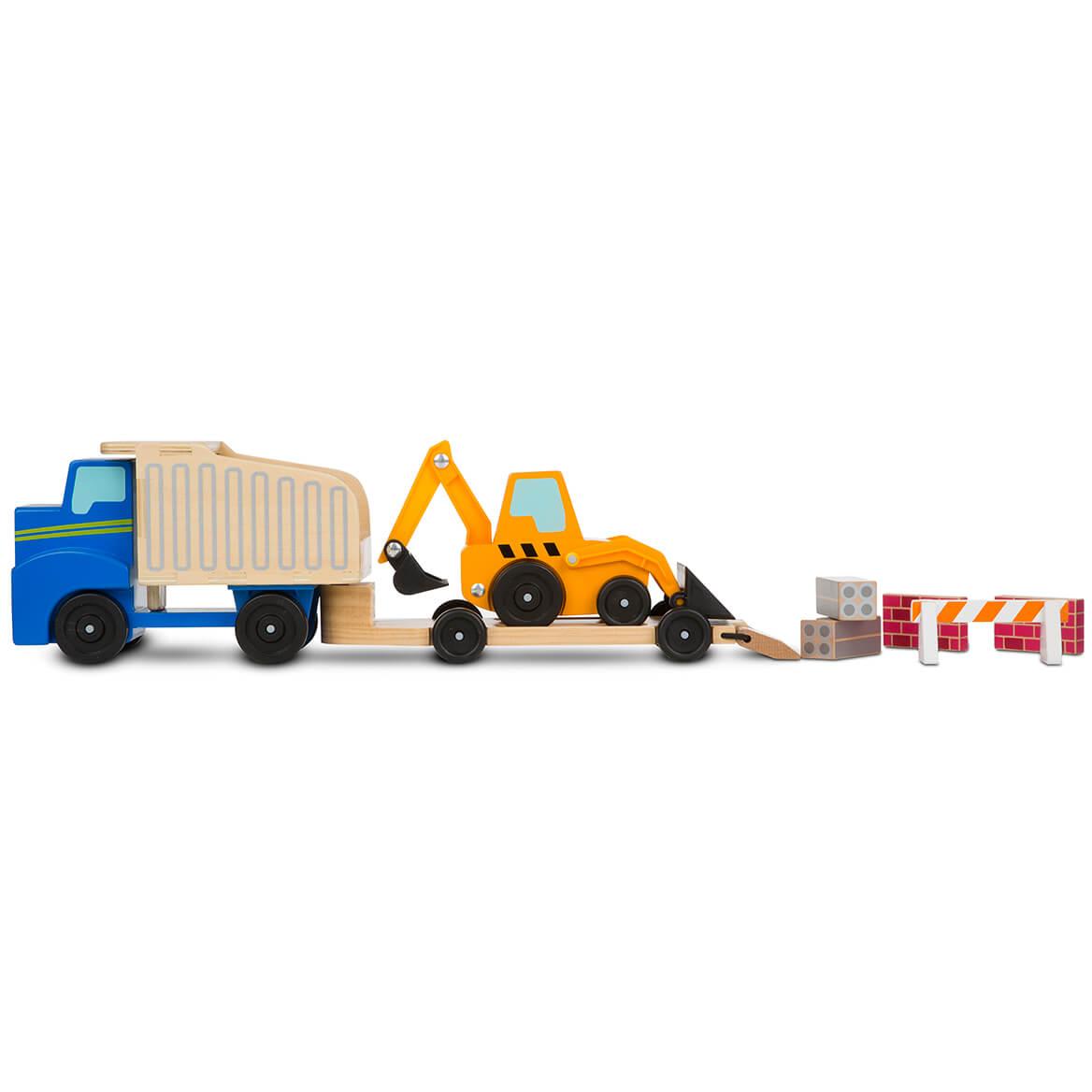 Melissa & Doug® Dump Truck & Loader-362856