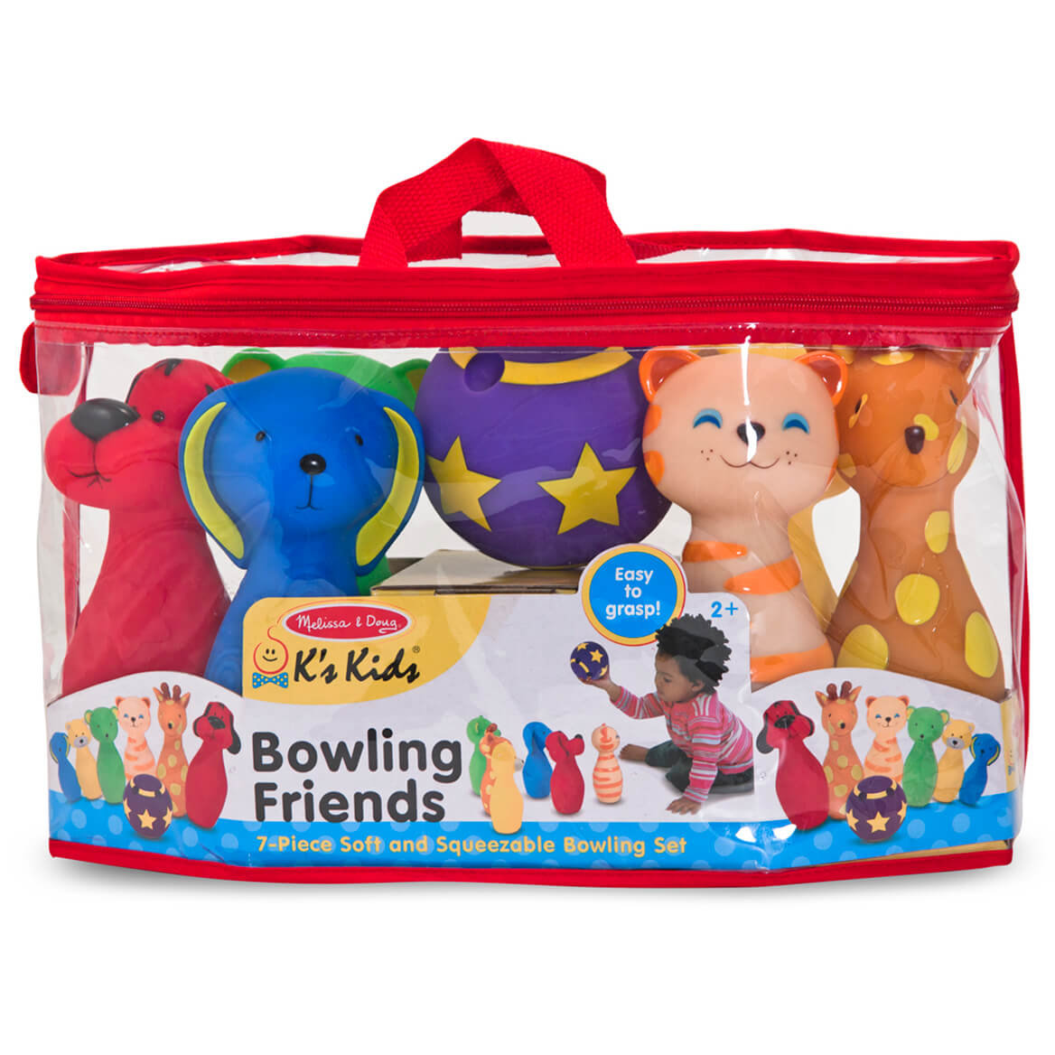 Melissa & Doug® Bowling Friends-362860