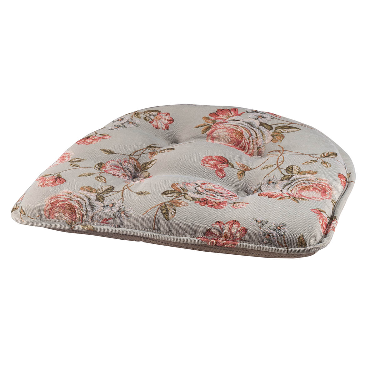 Kimberly Rose Tapestry Chair Pad with Gripper