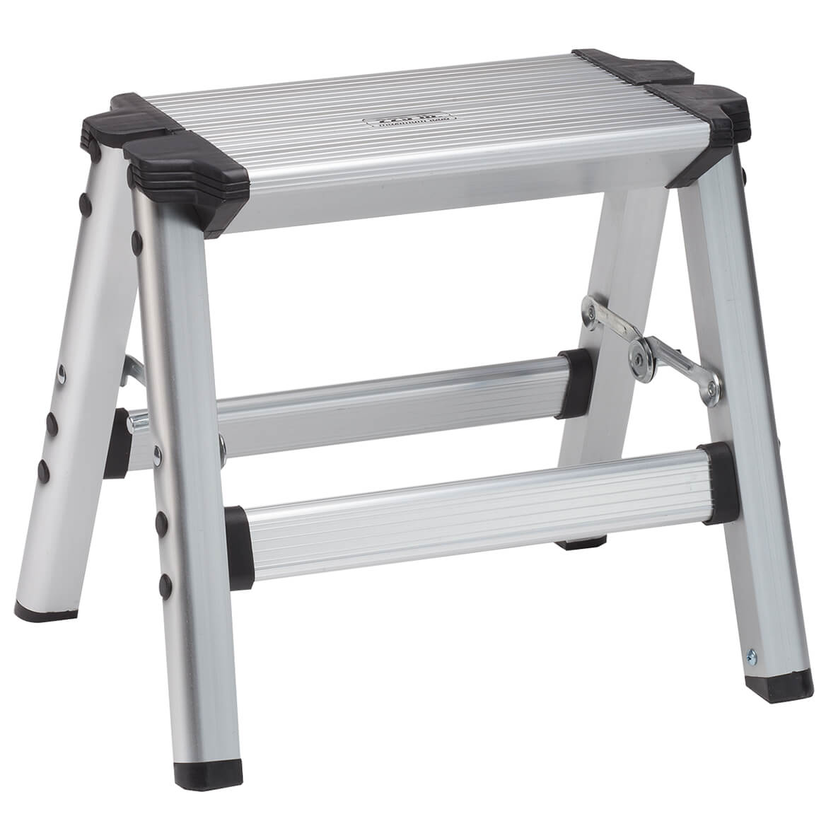 Heavy Duty Aluminum Step Stool-362972