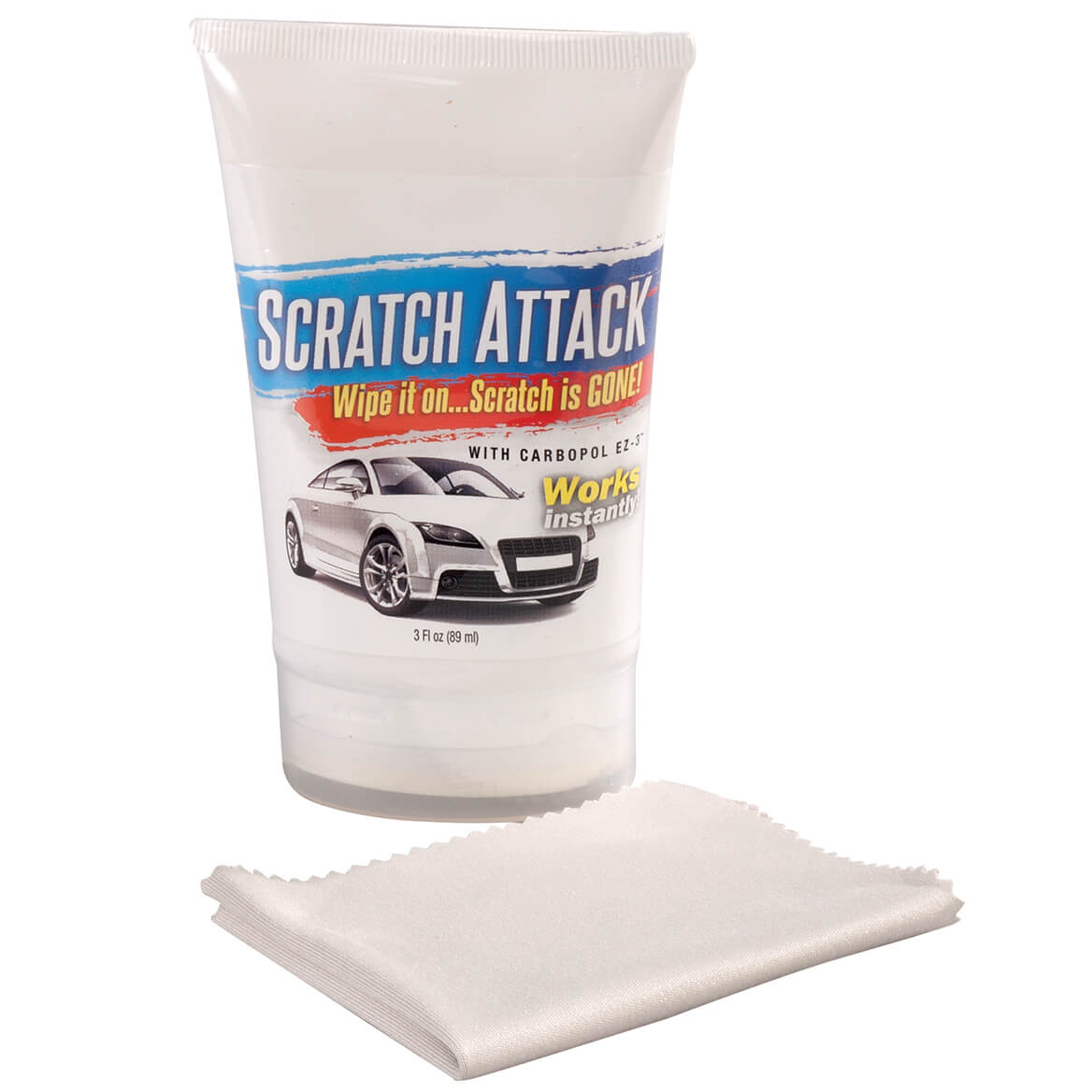 Scratch Attack, 3 oz.