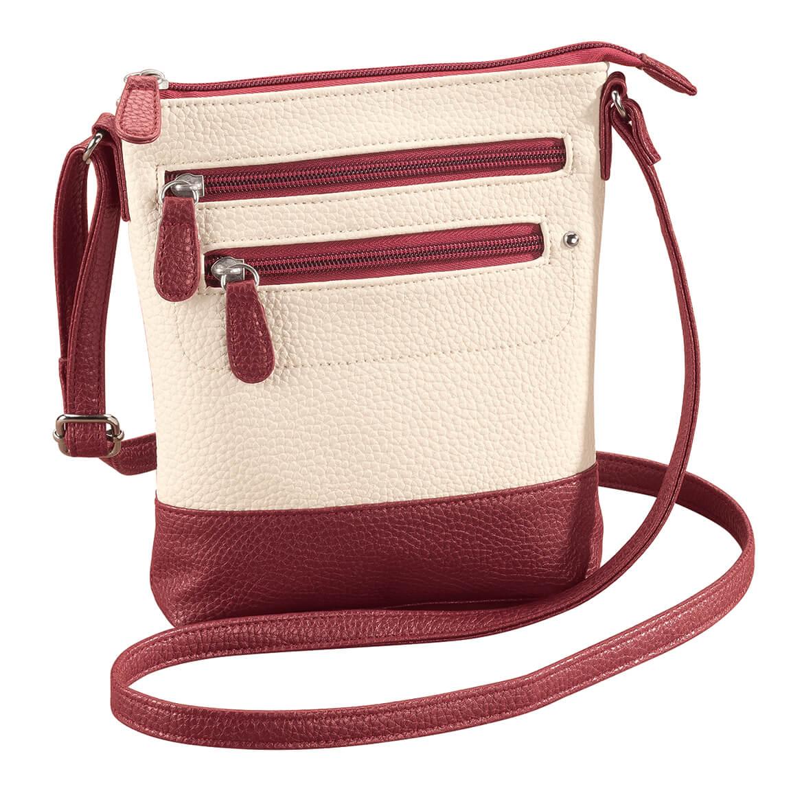 Leather Crossbody Bag-363314