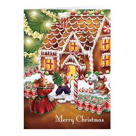 personalized scented recipe gift christmas cards set of 20 363928 - Christmas Cards