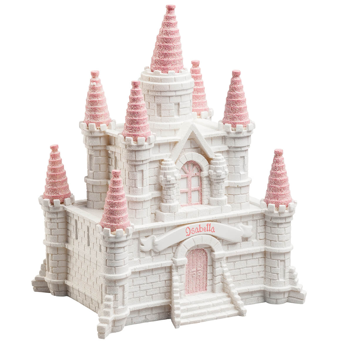 Personalized Princess Castle Bank