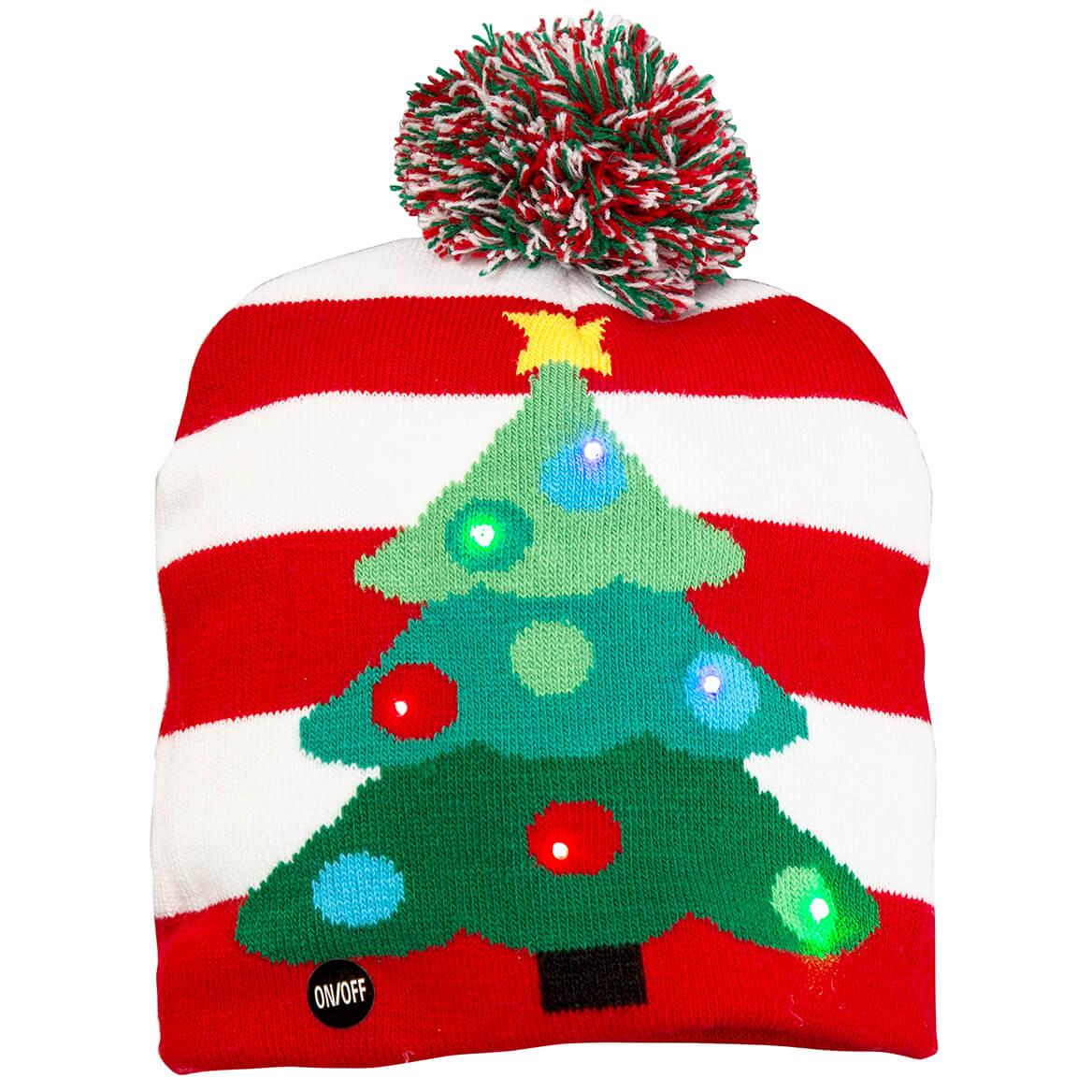 Lighted Christmas Tree.Lighted Christmas Tree Hat