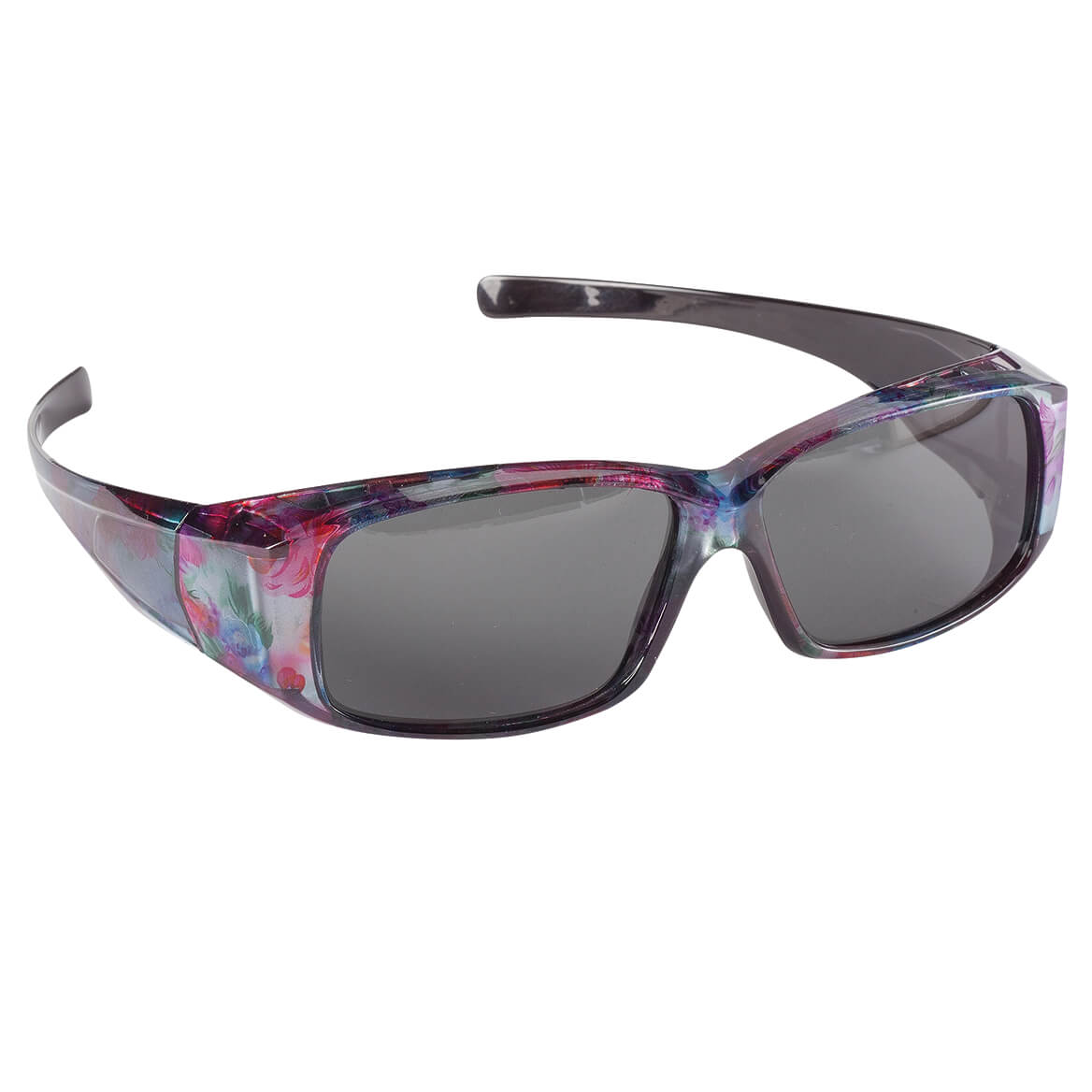 Floral Fit Over Sunglasses-364206
