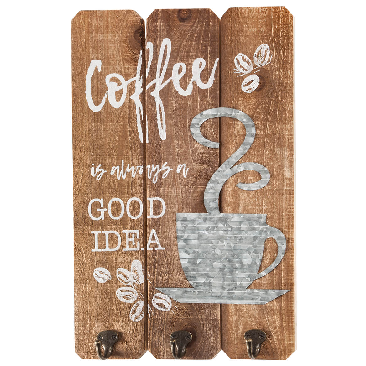 Coffee Is Always A Good Idea Wall Dcor Coffee Signs Miles Kimball