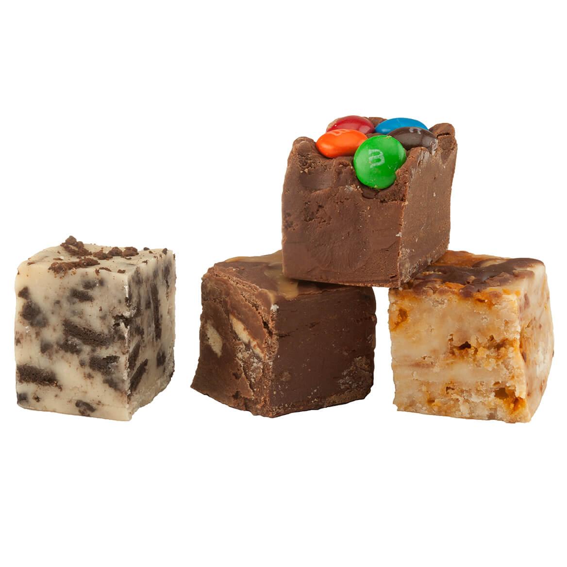 Candy Bar Lovers Fudge Sampler