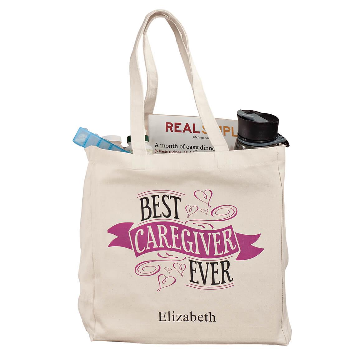 Personalized Caregiver Tote-364382