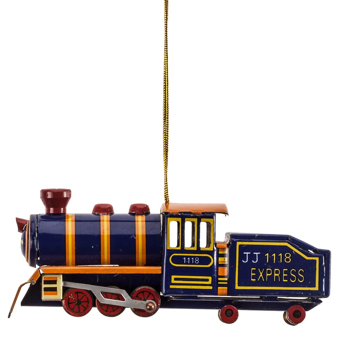 Tin Locomotive Ornament-364487