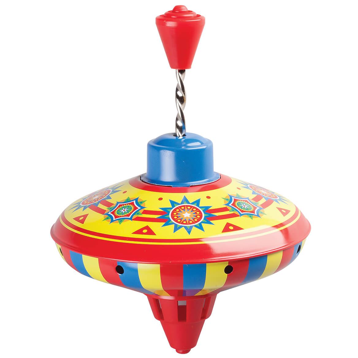Spinning Tin Top-364516