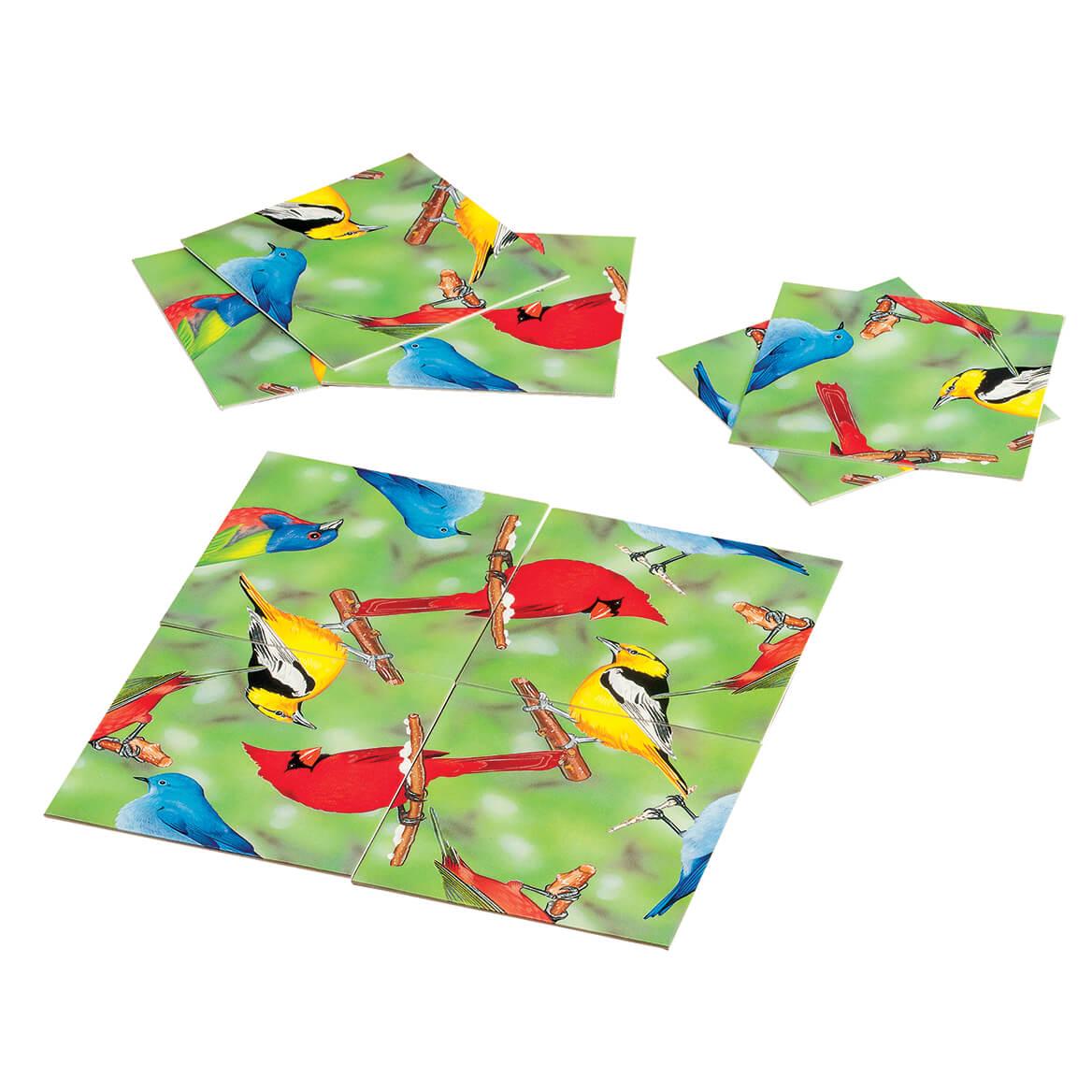 Scramble Squares® Puzzle, North American Birds