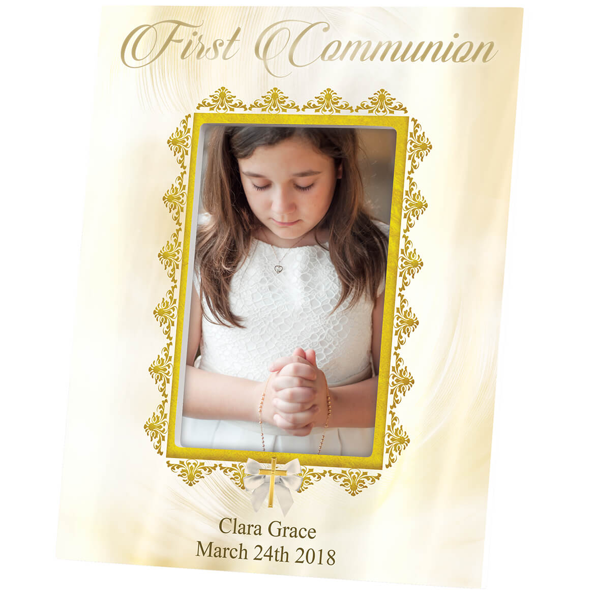 Personalized First Communion Frame-364633