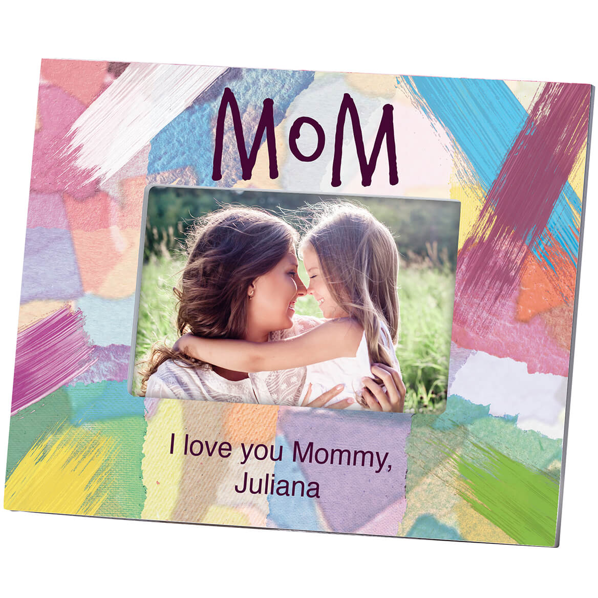 Personalized Mom I Made It Just For You Frame-364639