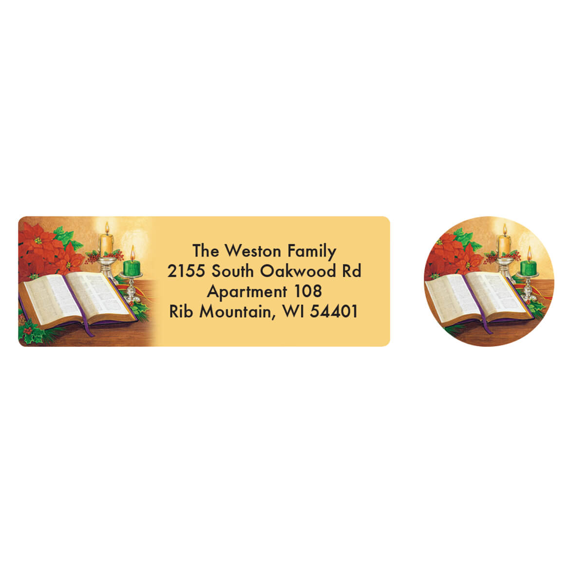 Personalized Prayer for You Address Labels & Seals 20-364777