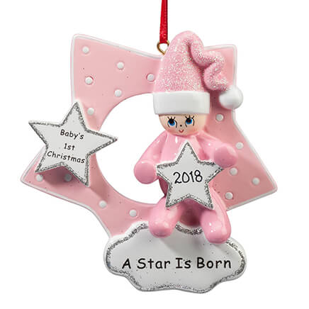 80088428728 Personalized A Star Is Born Ornament-364911 ...