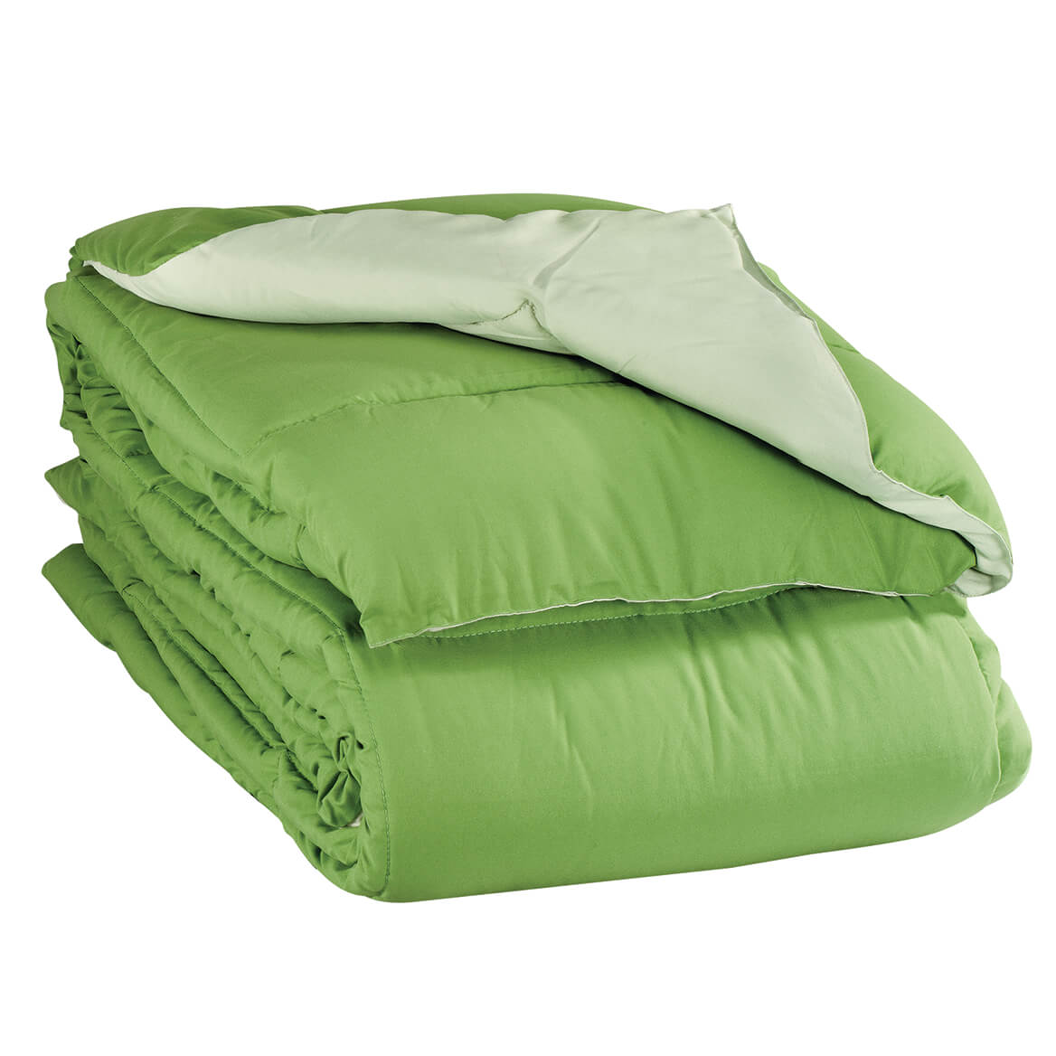 Microfiber Reversible Down Alternative Comforter-365415