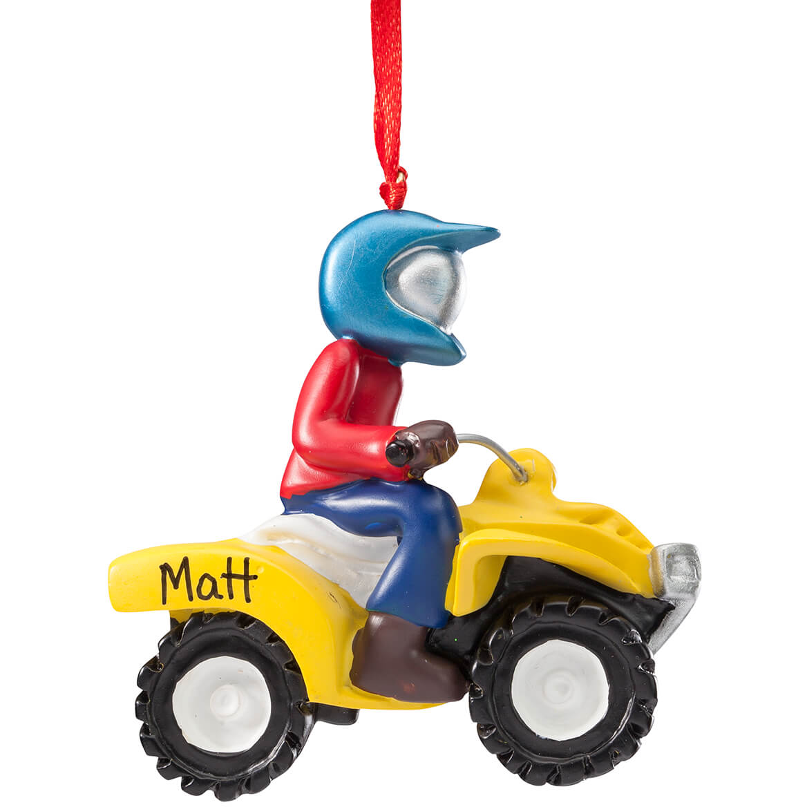 Personalized ATV Ornament-365726