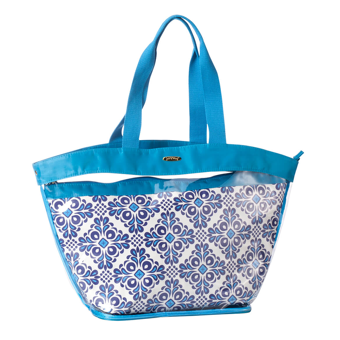 Jack & Missy™ 2-in-1 Blue Tote Bag-365846