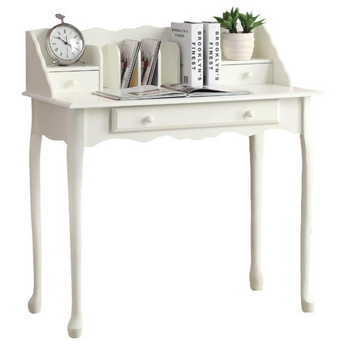 Queen Anne Desk >> Queen Anne Desk