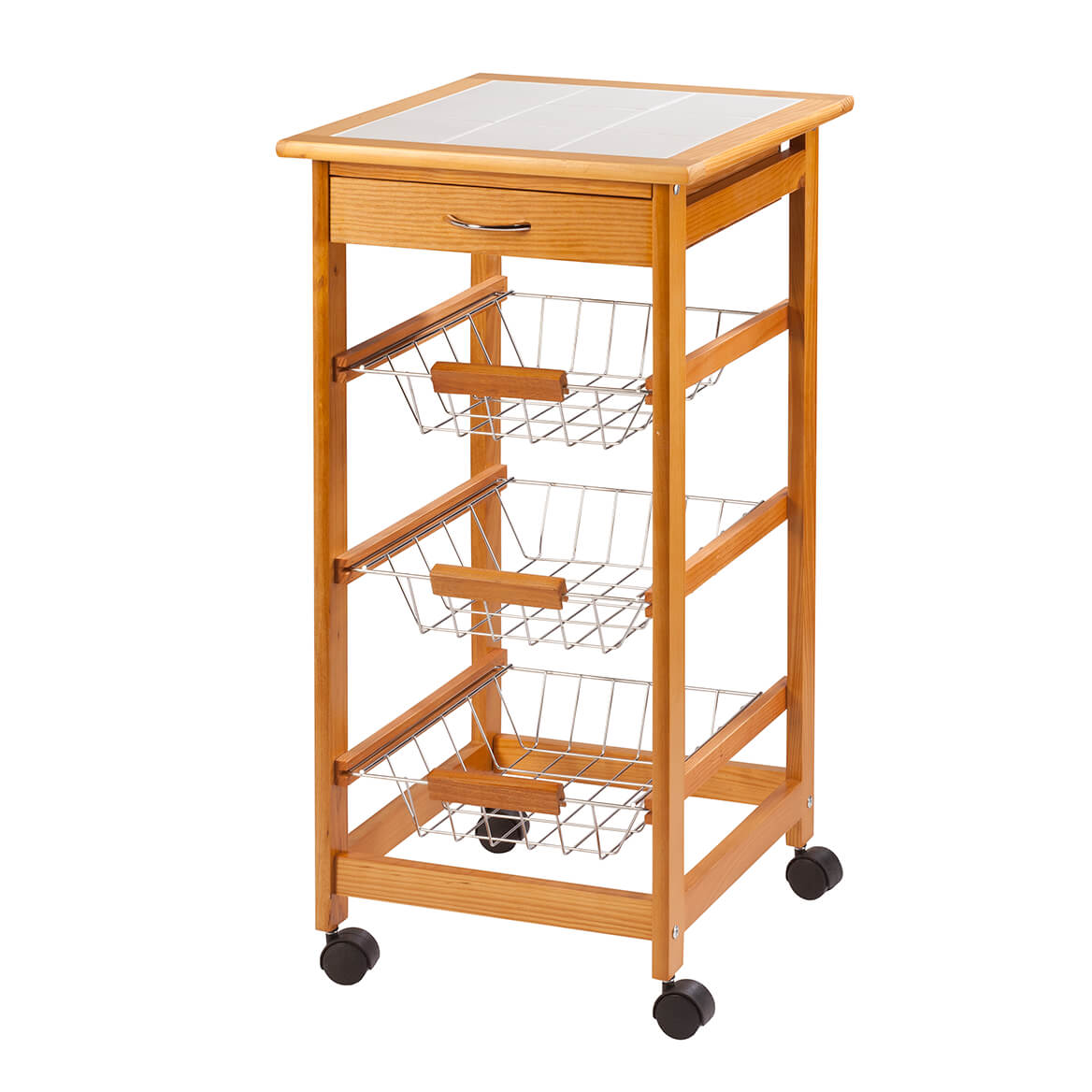Home Marketplace Rolling Kitchen Cart     XL-366188